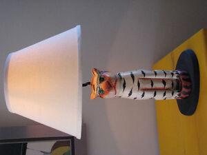 Lampe unique et originale