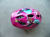 Pink Toddler Girls Bike Helmet - GIRO (46cm - 50cm)