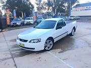 2005 Ford Falcon ute LPG & GAS  1 YEAR REGO BEST UTE Mount Druitt Blacktown Area Preview