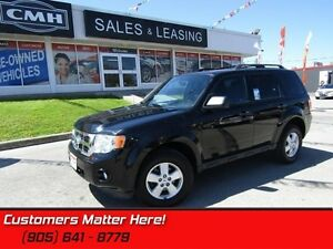 2012 Ford Escape XLT   V6, LEATHER, SUNROOF, BLUETOOTH, HEATED S