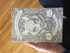 The bloody chamber by Angela Carter, a book of short stories