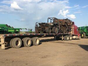 No nonsence farm and car scrap cleanup