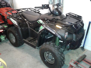 2017 Kawasaki Brute Force 300 2x4 Atv Only 219kms New Condition