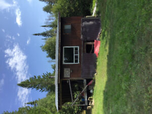 Camp for sale. Great fishing hunting