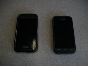 SAMSUNG RUGBY PHONE