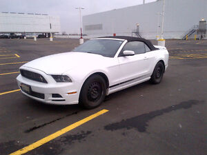2014 Ford Mustang V6 Convertible, Clean, Lady-Driven
