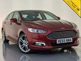 image for 2016 FORD MONDEO TITANIUM TDCI PAN ROOF PARKING SENSORS 1 OWNER SERVICE HISTORY