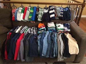 Boy Toddler 3T clothes Name Brands!