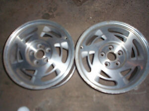 1990 and 1998 corvette rims Windsor Region Ontario image 3