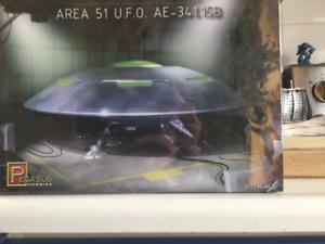 Area 51 U.F.O.  AE-341.15B
