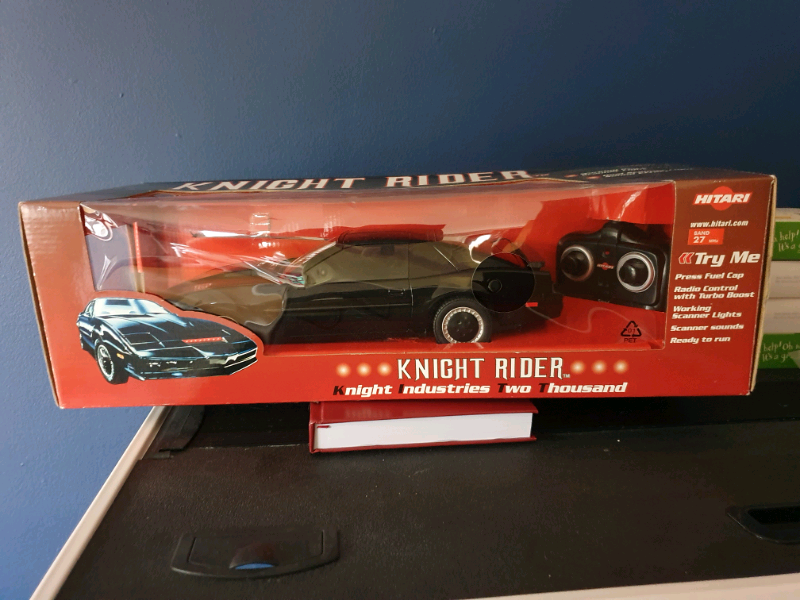 Rc knight rider by Hitari in Excellent condition | in Ballymena, County  Antrim | Gumtree