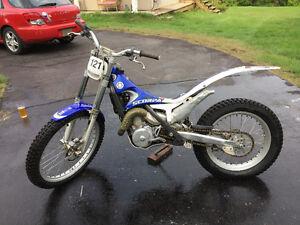 Scorpa SY250 Trials bike