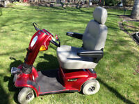 Legend Pride 4-Wheeled Scooter - Like New Condition