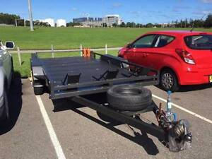 Brand new large car trailer on sale Tempe Marrickville Area Preview