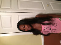 Tresses Africaines et extensions cousues