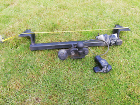 Tow bar to fit Toyota auris 2007/2012
