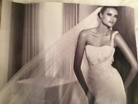 Wedding Dress Pronovias - Size 8