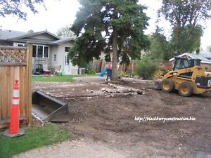 SKID STEER /DEMOLITION SERVICES PLUS & HAULING Edmonton Edmonton Area image 2