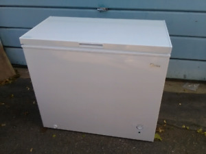 Mid size chest freezer