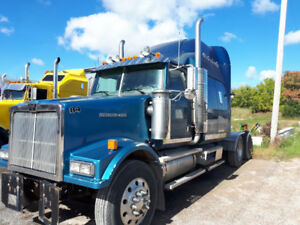 2001 Western Star parts truck for sale