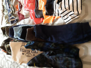Baby clothes 6 - 18 months