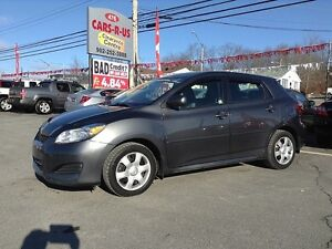 2010 Toyota Matrix S- 2 year Unlimited km warranty included!
