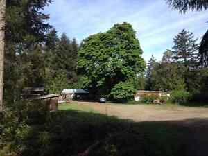 land seekers we have 18.5 acres with houses cabin shop for sale!