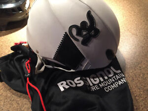 Child size helmets and other winter equipment