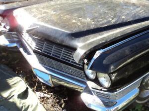 1964 Cadillac Parts