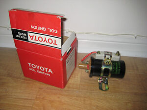 Ignition coil-Toyota conventional system-new