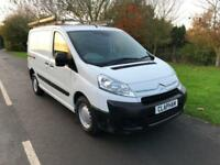 2009 59 CITREON DISPATCH 1.6HDi L1 H1 NO VAT!