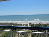 Myrtle Beach - Beautiful Ocean Front Suite