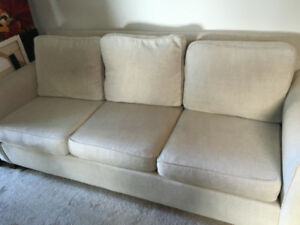Sofa - Pottery Barn Cameron Roll Arm Sofa - $350