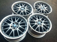 """19""""x9.5""""RAYS Engineering A225 Forged 2-Piece rims(5x120) for BMW"""