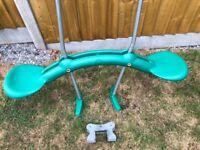 TP Skyride swing