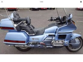 Honda Goldwing GL 1500