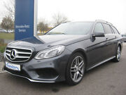 Mercedes-Benz E 350 T 4Matic Sportpaket AMG LED NP ca. 91000