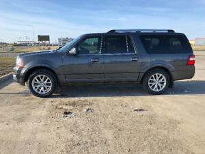 2015 FORD EXPEDITION MAX 46,000 KM EXTENDED WARRENTY