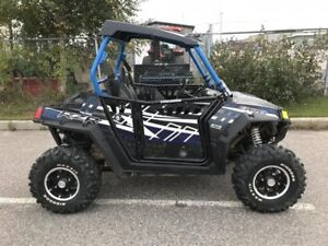 Polaris RZR 800 EPS 800S LE 2014
