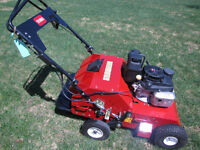 LAWN AERATING-WILL BEAT ANYBODYS PRICE-BOOKING APPOINTMENTS NOW