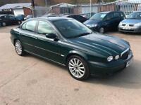 Jaguar X-TYPE 2.0D Classic - 05 - 130K - CLEAN EXAMPLE