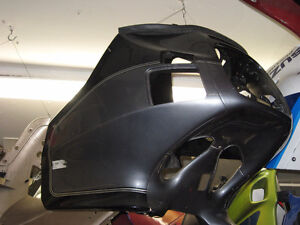 1991 bmw rt 100 rt classic upper fairing oem