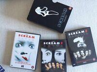 Scream DVD Boxset
