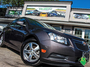 SALE! '11 Chevy Cruze LT Turbo+Cruise+Bluetooth! Only $68/Pmts!
