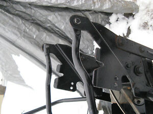 Snowblower attachment Kitchener / Waterloo Kitchener Area image 3