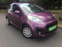 Peugeot 107 1.0 Active Model 14000 Genuine Miles From New !! Free TAX !!