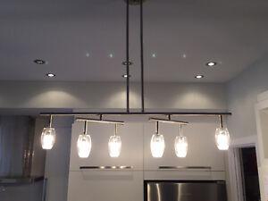 Luminaire de cuisine
