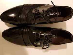 Black Dress Shoes size 9 - 91/2. Brand New! West Island Greater Montréal image 5