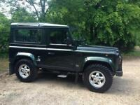 1996 Land Rover Defender 90 County Station Wagon 300 Tdi 6 Seater