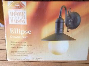 OUTDOOR LIGHT- HOME COLLECTION MAISON ELLIPSE DOWNLIGHT!!!!!
